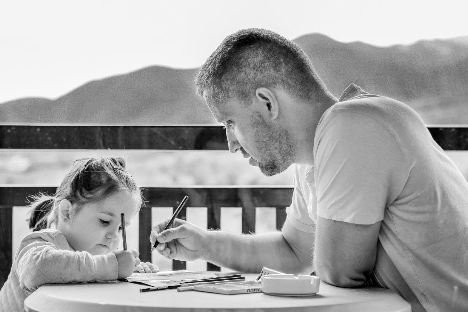 חשיבות הקשר בין אב לבתו