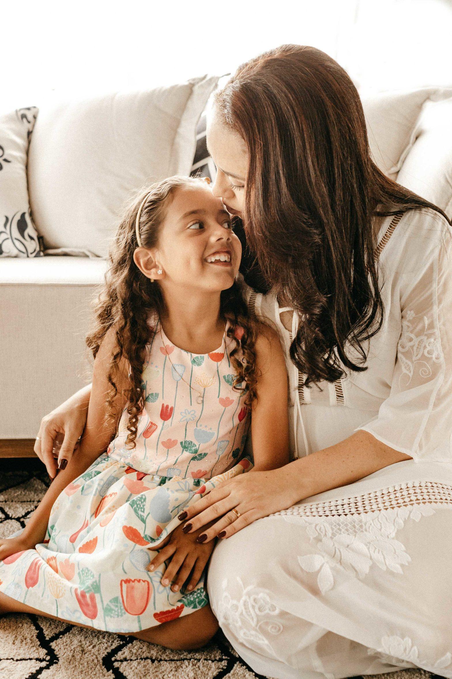 איך מעודדים ילד לשתף אותנו